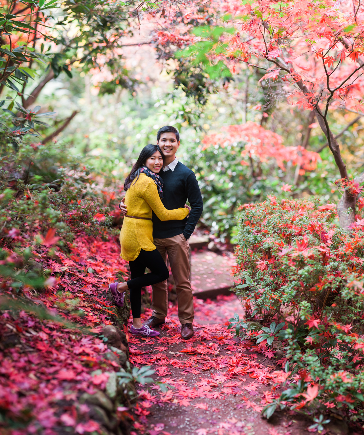 melbourne-australia-pre-wedding-casual-engagement-destination-wedding-autumn-themed