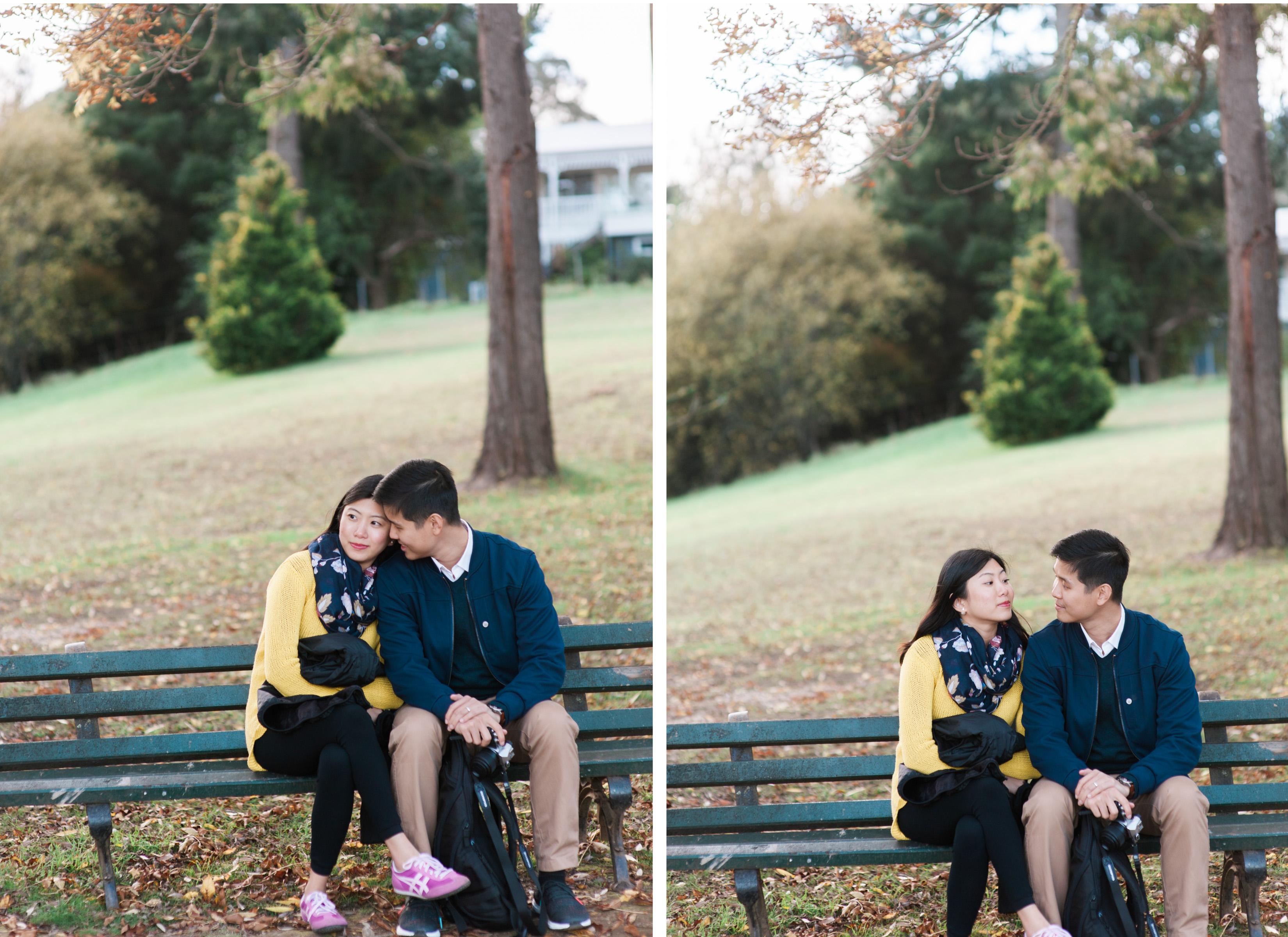 melbourne-australia-pre-wedding-casual-engagement-destination-wedding-autumn-themed-the-wedding-notebook